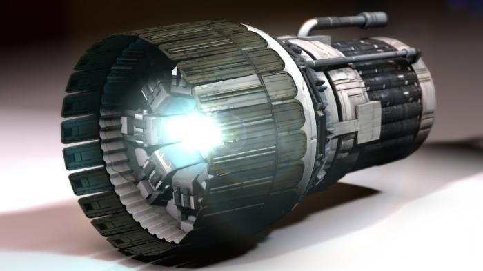 Ионные двигатели