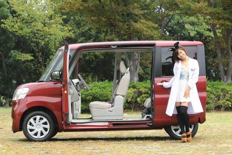 Кей-кар Daihatsu Tanto стал самым популярным автомобилем вЯпонии