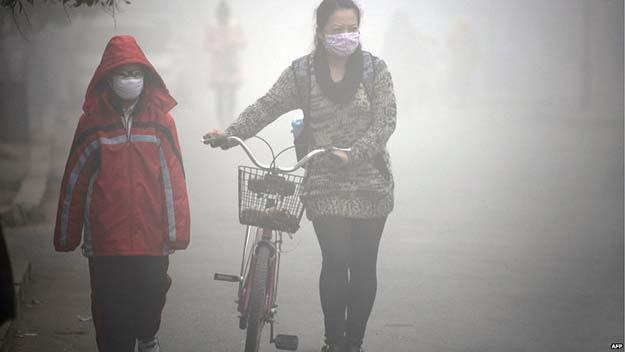 Китайский смог