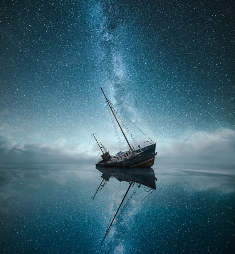 Красивые фотографии звездного неба. Обсуждение на LiveInternet - Российский Сервис Онлайн-Дневников