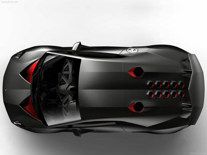 Lamborghini Sesto Elemento - фото, характеристика, описание, цены