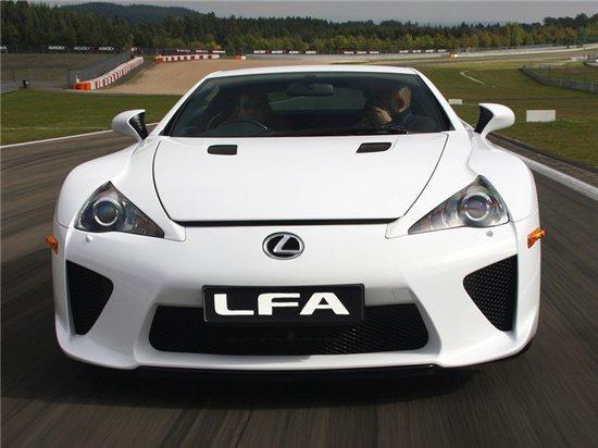 Lexus LFA: цена, история, фото, обзор, характеристики Лексус LFA на CarsWeek.ru