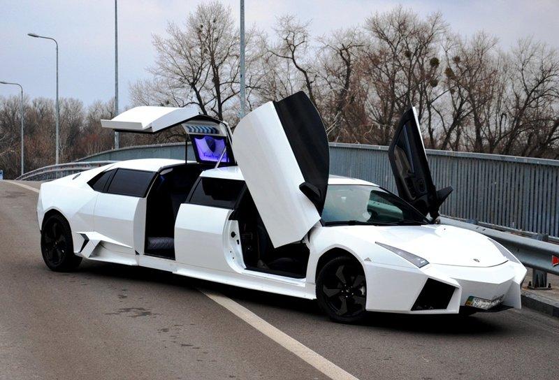Лимузин Lamborghini Reventon - Лимузины в Киеве - аренда, прокат