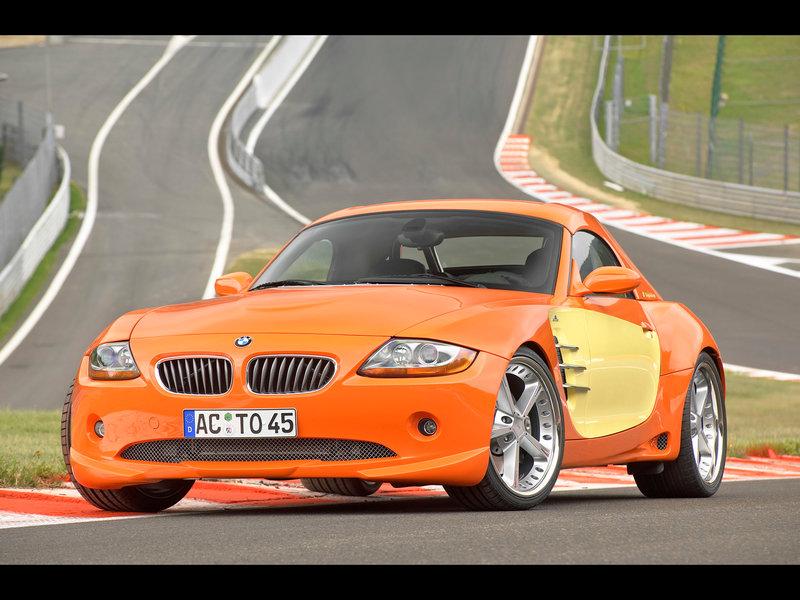 Лучшие фото AC Schnitzer V8 Topster Concept (E85)