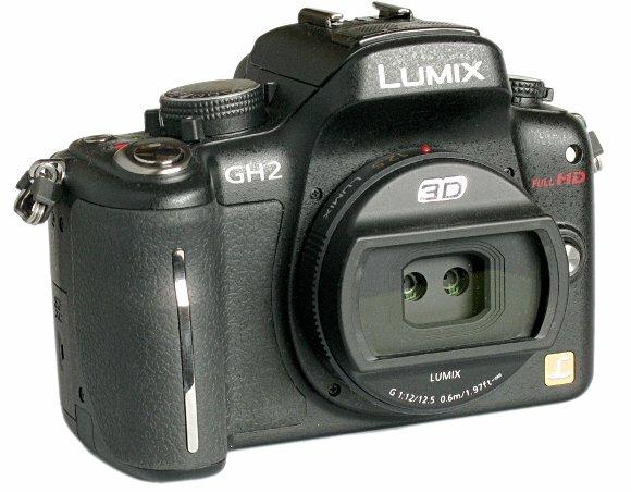 Lumix DMC-GH2