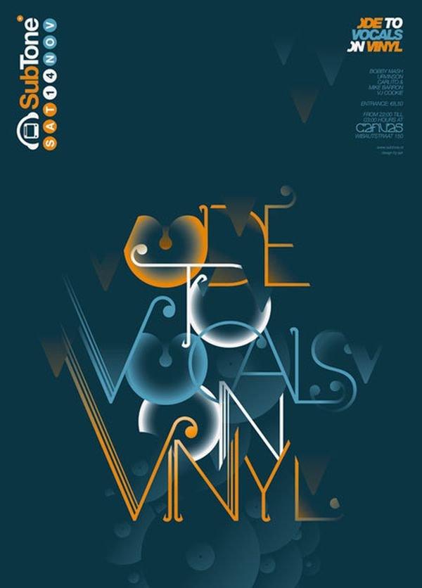 MainView.ru - Типографические постеры