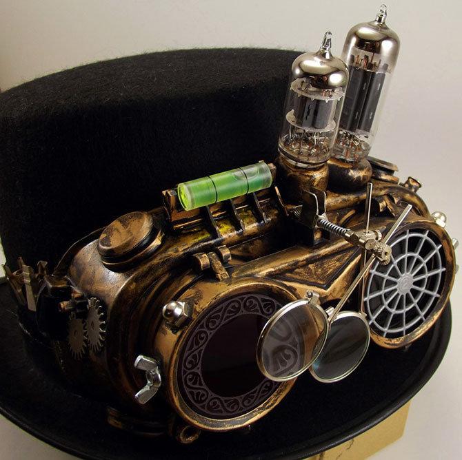 Механический стиль - Стимпанк