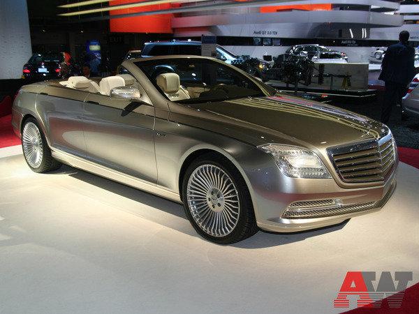 Mercedes-Benz Concept Ocean Drive [2007]