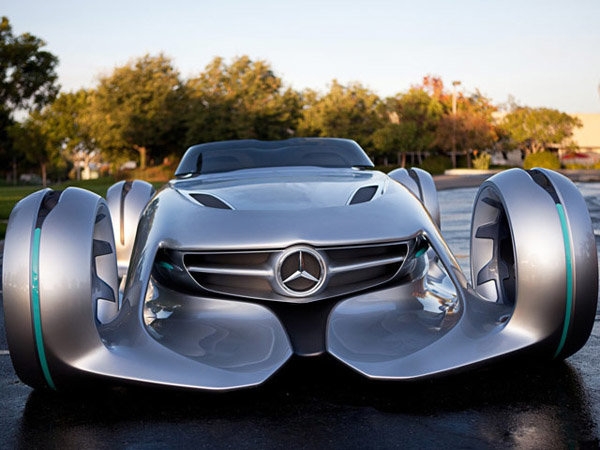 Mercedes Silver Arrow - концепт будущего
