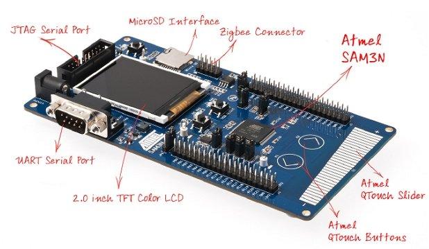 Микроконтроллеры семейства Atmel