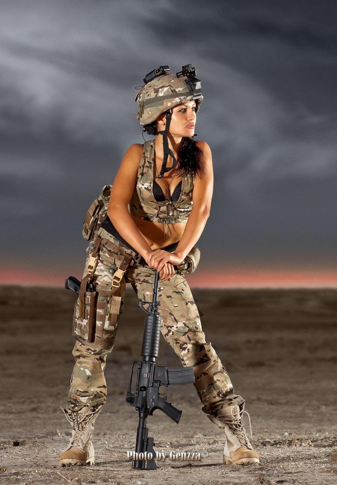 девушки милитари фото себе