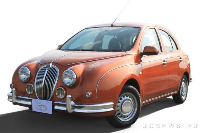 Mitsuoka выпустит специальную версию Viewt Автомобили новость на JcNews.ru