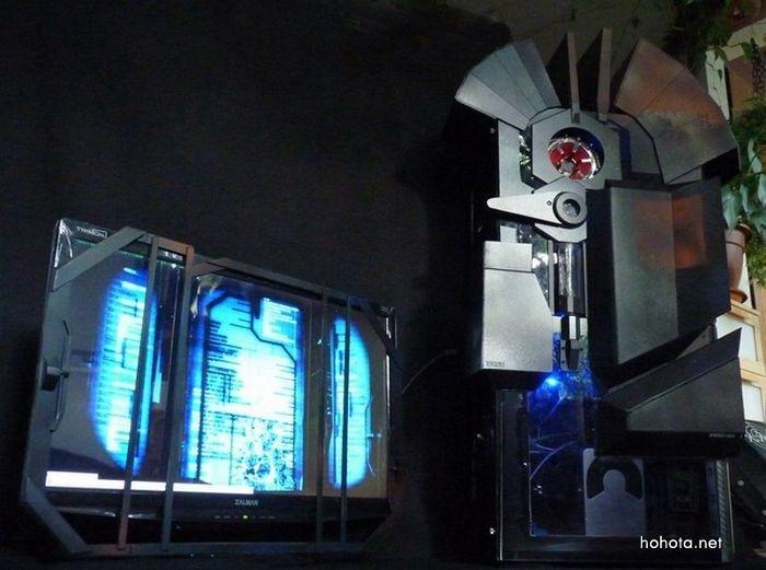 Моддинг в стиле Half Life (113 фото)