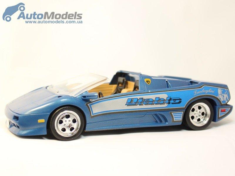 Модель автомобиля Lamborghini Roadster.