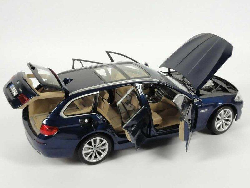 Модель Миниатюра  5 серия F11,1:18,синяя — BMW » 80432158016 купить