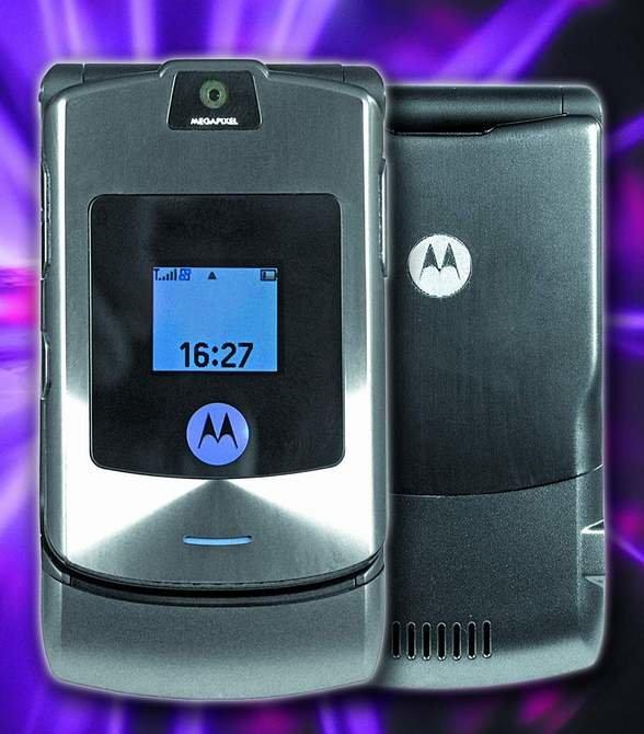 Motorola RAZR V3i -- Обзоры -- mobi.ru