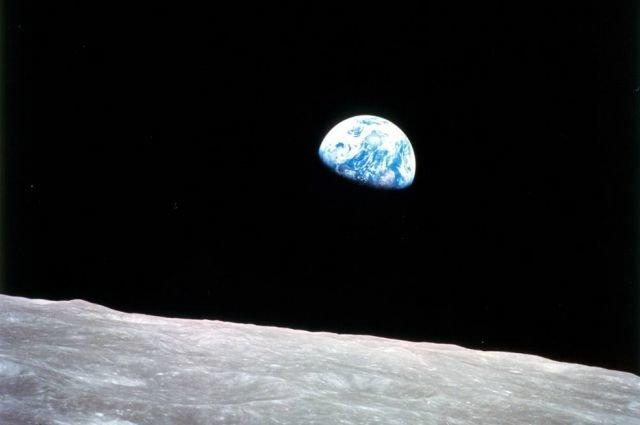 NASA опубликовало историческое фото Земли из космоса