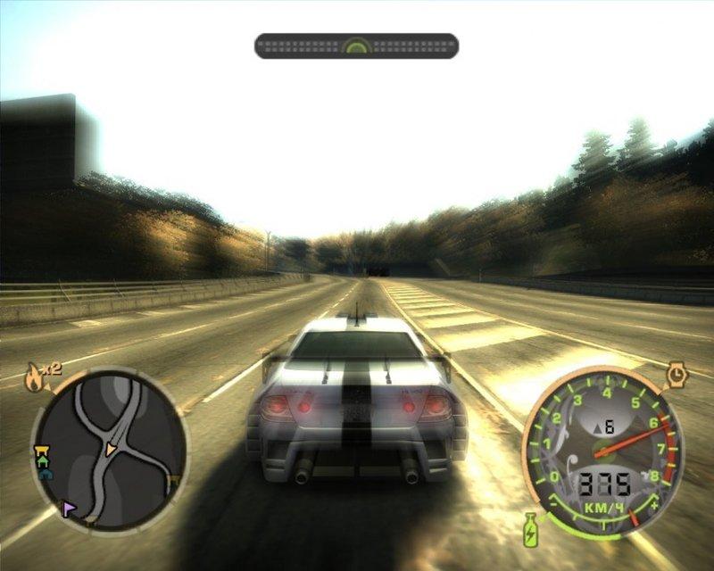 Need for Speed: Most Wanted [Black Edition] (2005) скачать торрент бесплатно