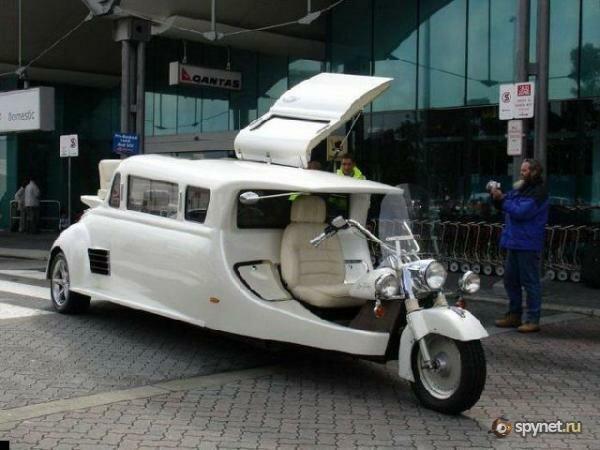 Необычный лимузин (6 фото) / Блог им. altair / Башни.Нет
