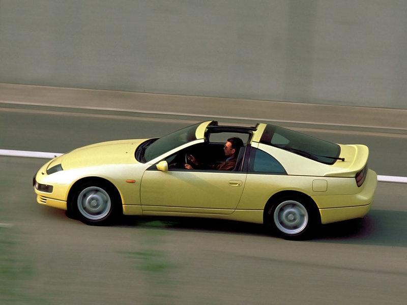 Nissan 300ZX Twin Turbo-Top Z32