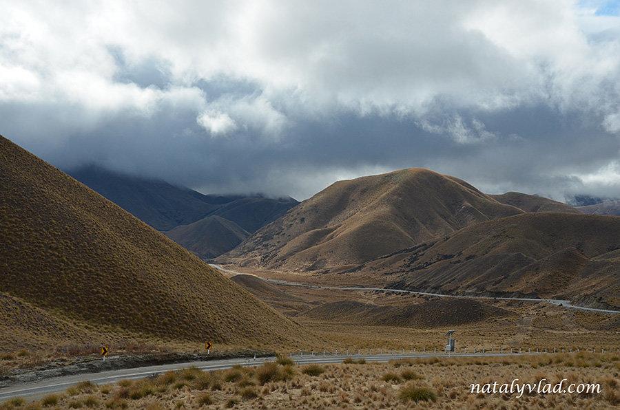 Новая Зеландия Природа Фото