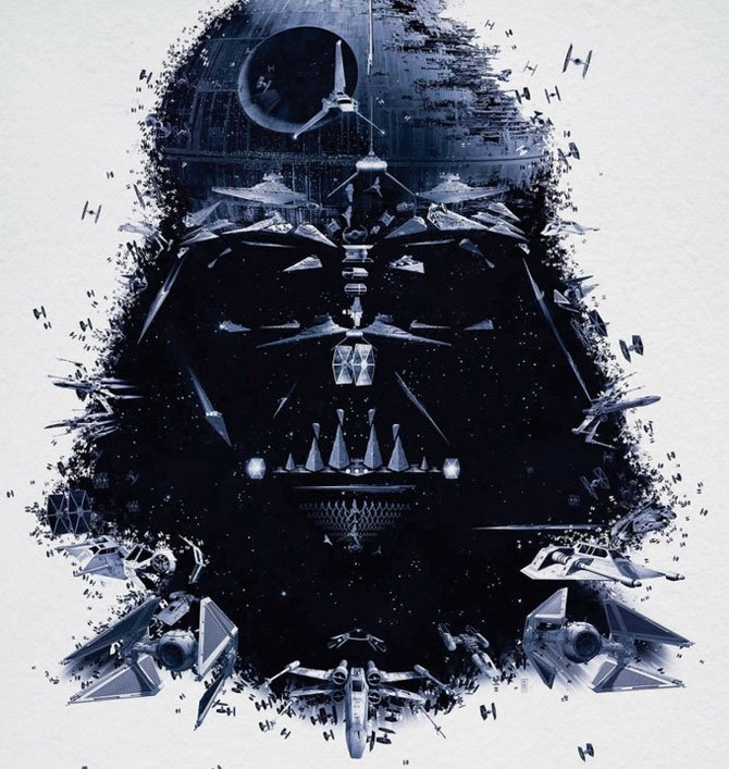 Новые постеры для Звездных войн