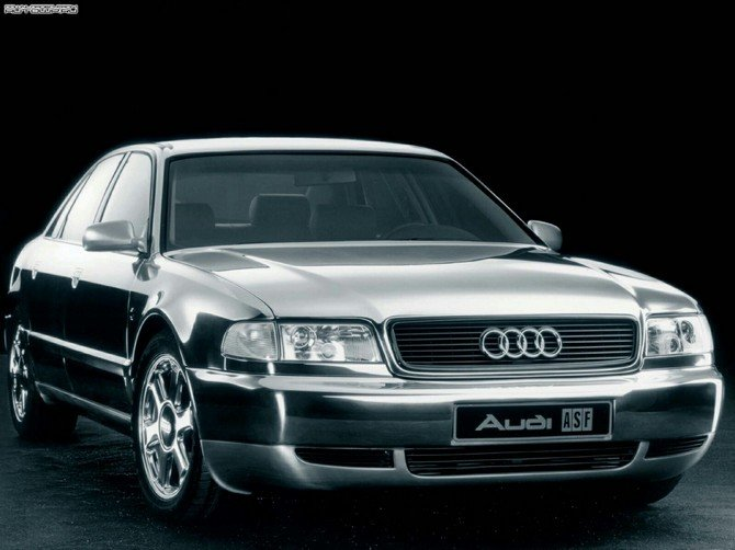 Обои Audi concept asf 2