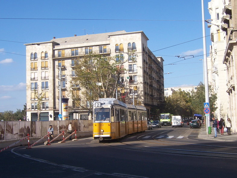 Общественный транспорт Будапешта - блог о транспорте и жизни