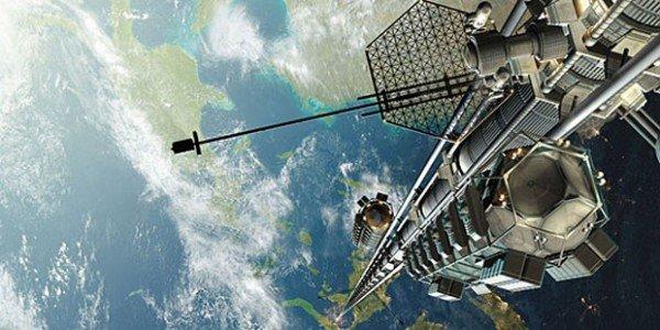 Перспективный космический лифт