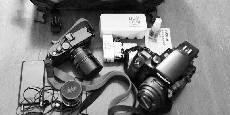 плёночные камеры
