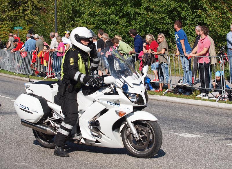 Полицейские мотоциклы