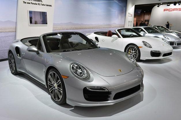 Porsche 911 Turbo C Cabrio