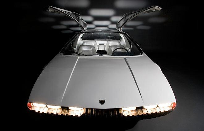 Прототип Lamborghini Marzal недавно продан за $2,1 миллиона | Самое-самое в мире автомобилей