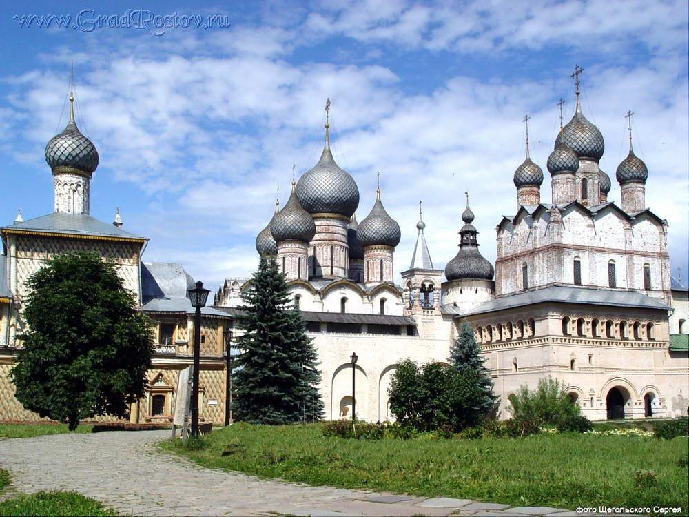 Кремль в фотографиях