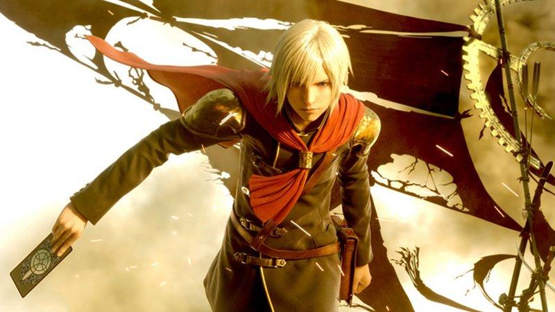 Самая мрачная фантазия - Final Fantasy Type-0 HD / О новых играх / iGamerealla