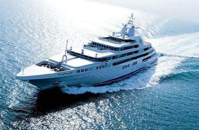 Самые большие моторные яхты мира