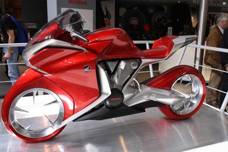 Самые крутые мотоциклы из будущего