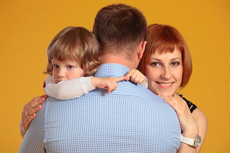 Семейная фотосессия в Москве | Фотостудия Смена