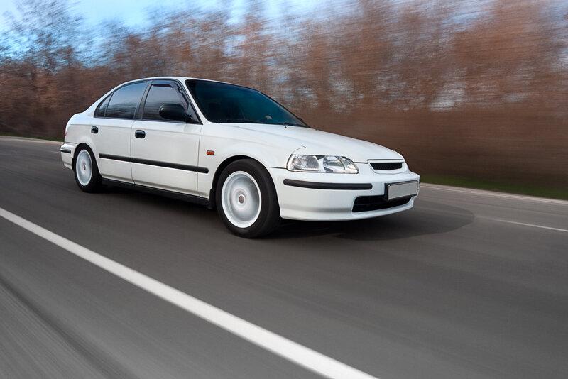 Съемка автомобилей в движении (RigShot) (11 фото)