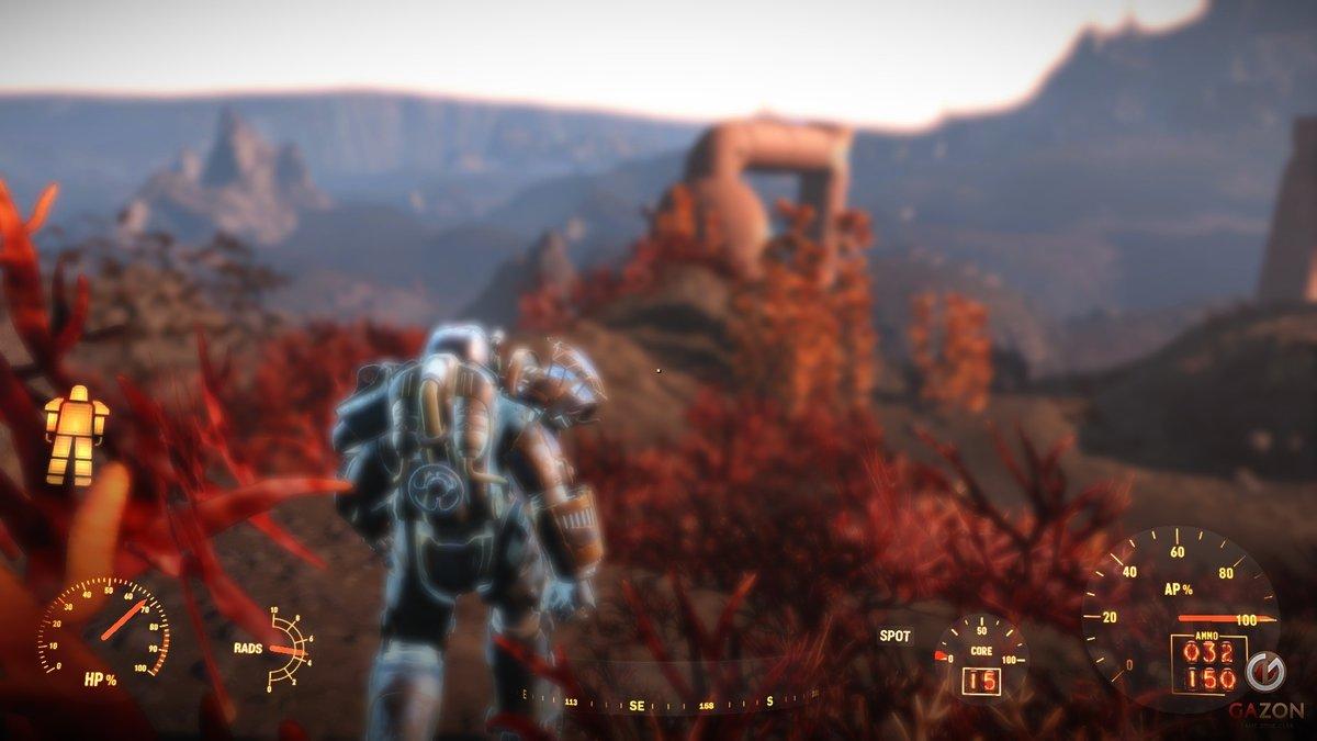 Скриншоты подводного мира Fallout 4