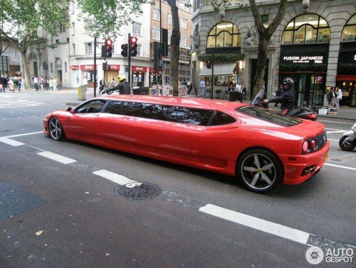 """Сообщество """"Авто Фото Блог"""". Необычный лимузин со спортивным характером [2012-09-19]. Авто блог. Авто МЕТА."""