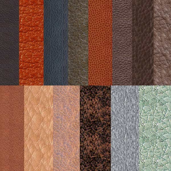 текстуры из кожи для фотошопа