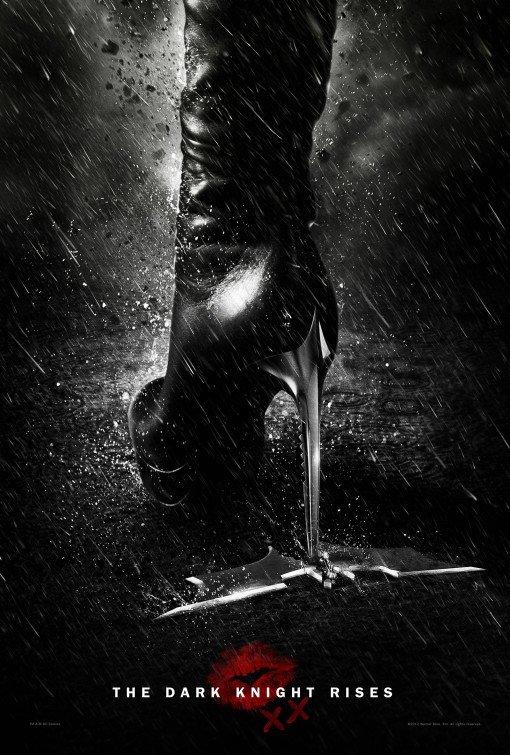 Темный рыцарь: Возрождение легенды, 2012