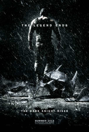 The Legends Ends, постер
