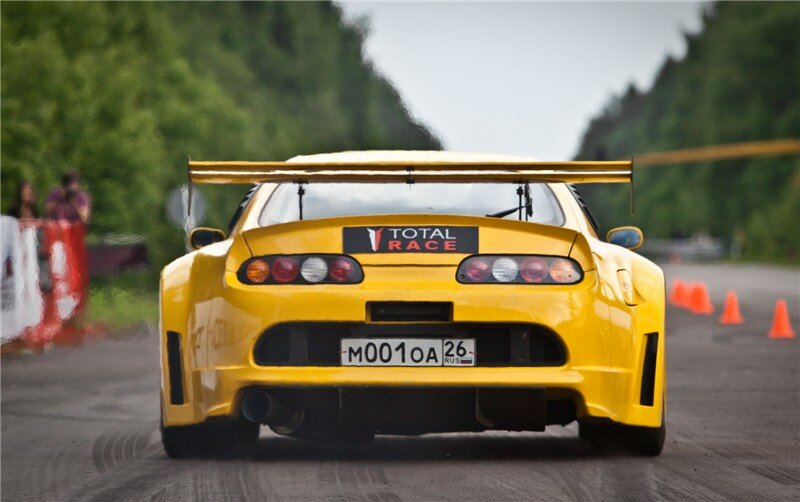 Toyota Supra Total Race