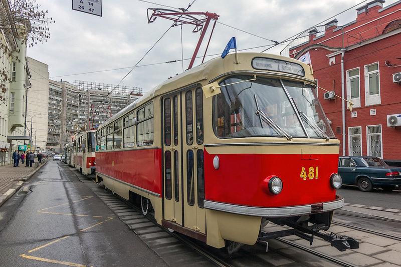 Трамвай «Т3»