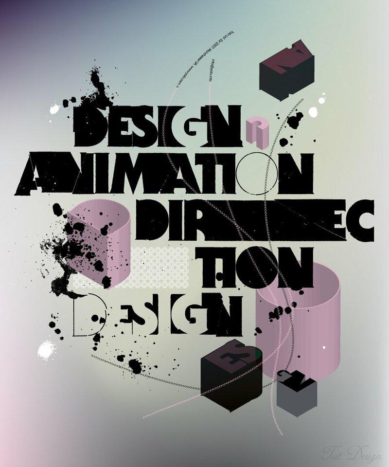 tutdesign.ru - онлайн журнал о дизайне, уроки.