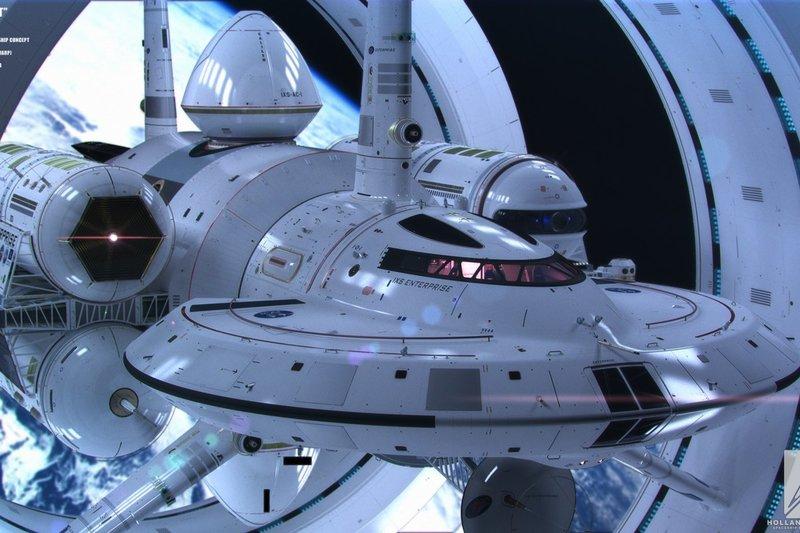Варп-двигатель NASA обещает межзвездные перелеты