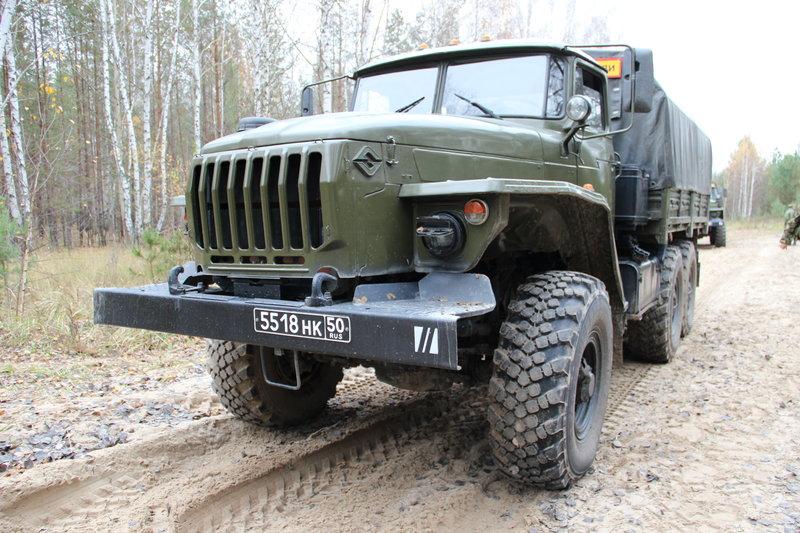 Военный грузовик «УРАЛ»: «за» и«против»! | СтопМашина