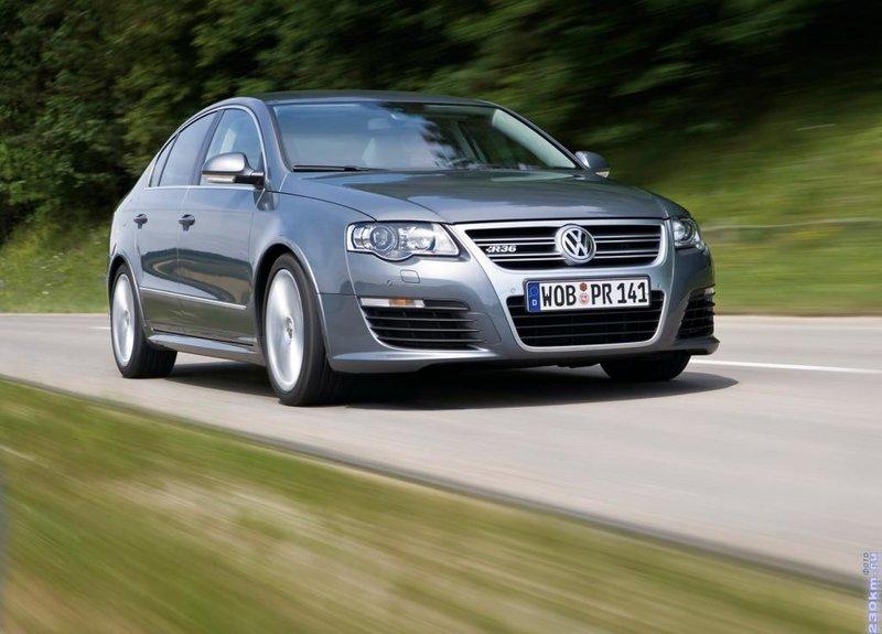 Volkswagen Passat 2005 седан R36: характеристика, отзывы, тесты - Фольксваген Passat